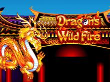 Играть на деньги в автомат Бушующее Пламя Дракона в казино GMSlots